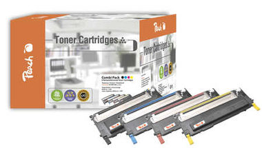 Peach Remanufactured CLT-4072-series MultiPack alternativní toner / CLP-320, 325 / 1.500/3x1000  stran / MultiPack
