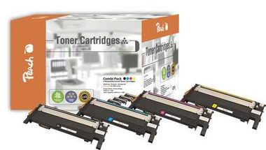 Peach Remanufactured CLT-406S-series MultiPack alternativní toner / CLP-360, 365 / 1.500/3x1000 stran / MultiPack