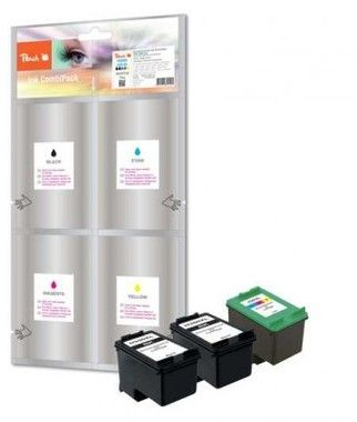 Peach 350/351XL MultiPack Plus alternativní cartridge / HP Deskjet D4260 / MultiPack Plus
