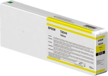 EPSON originální cartridge T804400 UltraChrome HDX/HD / 700ml / Žlutá