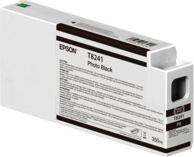 Epson originální cartridge T804100 UltraChrome HDX/HD / 350ml / Černá photo
