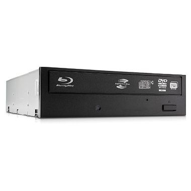 HP SATA Blu-ray Writer Slot Load Drive