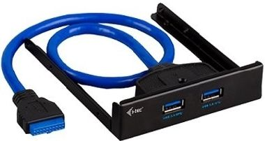 i-Tec Internal USB 3.0 Front Panel Extender 2 Port