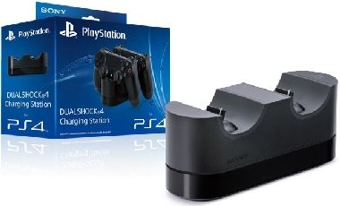 PS4 DualShock 4 SONY nabíječka (SONY PlayStation 4 DualCharge - original)
