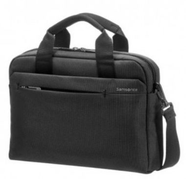 "Samsonite LAPTOP BAG 13""-14.1"" - NETWORK 2 / brašna / černá"