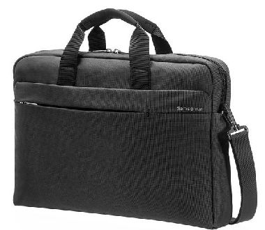"Samsonite LAPTOP BAG 17.3"" - NETWORK 2 / brašna / černá"