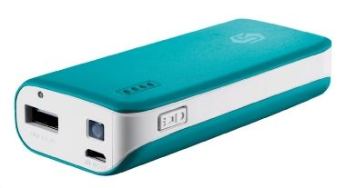 Urban Revolt Power Bank 4400 / 4400 mAh / microUSB / modrá