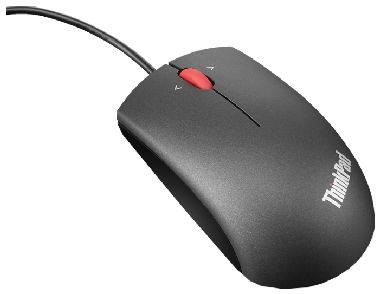 Lenovo ThinkPad Precision USB Mouse / optická / 1200dpi /  Graphite Black