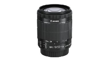 Canon EF-S 18-55mm / f 3,5-5,6 / IS STM