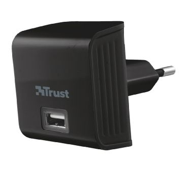 Trust Wall Charger with USB port / 2W / nabíječka