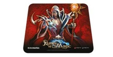 SteelSeries QCK Limited Edition Runes Of Magic