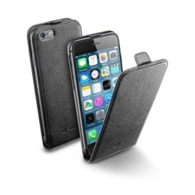 CellularLine Flap Essential pouzdro pro Apple iPhone 6 / Černé