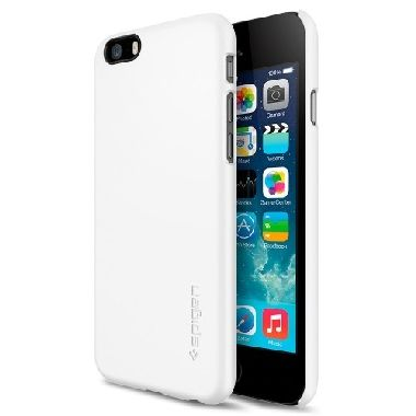 Spigen Thin Fit kryt pro Apple iPhone 6s/ Bílý
