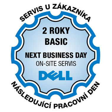 BASIC DELL prodloužení záruky o 2 rok pro notebooky a PC XPS / on-site Next Business Day