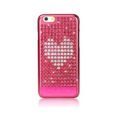 Bling My thing zadní kryt Extravaganza Crystal Heart pro Apple iPhone 6 / Made with Swarovski Elements