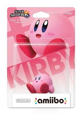 Amiibo Smash Kirby 11