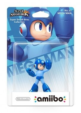 Amiibo Smash Mega Man 27