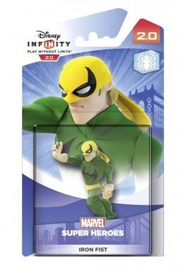 Disney Infinity 2.0: Marvel Super Heroes: Figurka Iron Fist