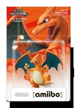 Amiibo Smash Charizard 33