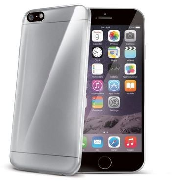 CELLY Ultrathin TPU zadní kryt pro Apple iPhone 6 Plus / čiré
