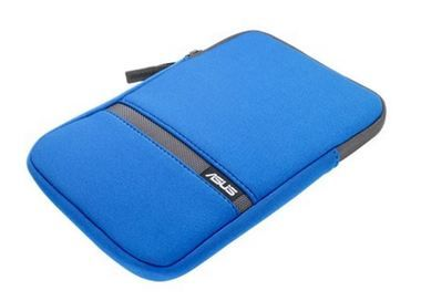 "ASUS obal PAD-ZIPPERED SLEEVE 7"" / modrá"