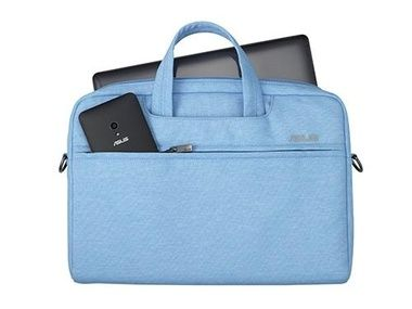 "ASUS eos shoulder bag pro notebooky 12"" / modrý"