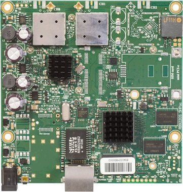 MikroTik RB911G-5HPacD / RouterBOARD / 802.11ac 2x2 two chain / RouterOS L3 / 1xGLAN / 2xMMCX