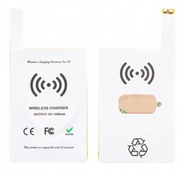 CONNECT IT Pad for wireless charging for Samsung Galaxy S4