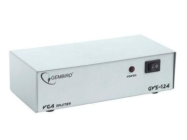 Gembird GVS124 / Video Splitter / 4 porty