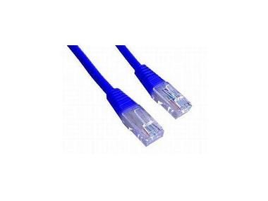 Gembird Patch kabel RJ45 / cat. 5e / UTP / 1.5m / modrá