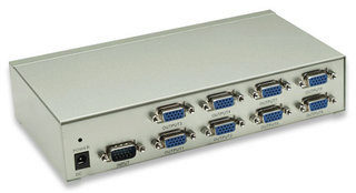 Manhattan video splitter VGA 1/8