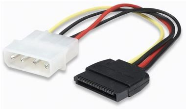 Manhattan Power Converter Molex - SATA