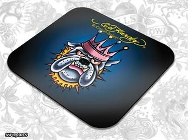 ED HARDY Mouse Pad Small Fashion 1 - King Dog / podložka pod myš