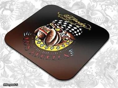 ED HARDY Mouse Pad Larger Fashion 1 - LA Dog / podložka pod myš