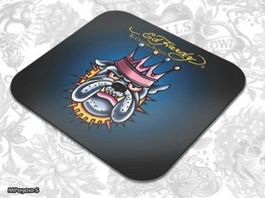 ED HARDY Mouse Pad Larger Fashion 1 - King Dog / podložka pod myš