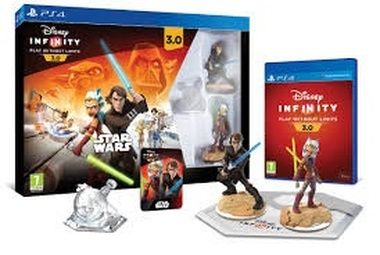 PS4 Disney Infinity 3.0: Star Wars: Starter Pack