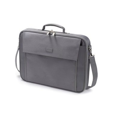 "Dicota Multi BASE 15.6"" / Brašna na notebook / do 15.6"" / Polyester / šedý"