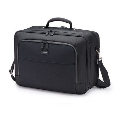 "Dicota Multi Twin ECO 15.6"" / Brašna na notebook / do 15.6"" / černý"