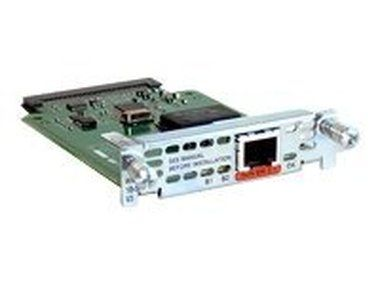 Cisco WIC-1B-S/T-V3 / 1-Port ISDN WAN Interface Card