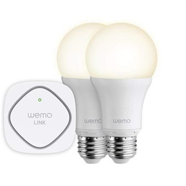 BELKIN WeMo LED Lighting Starter Set / výprodej