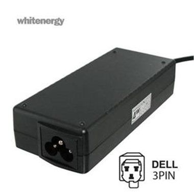 Whitenergy AC adaptér 20V / 4.5A / 90W / konektor 3-pin Dell