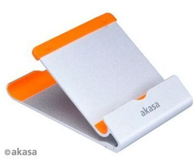 AKASA AK-NC053-OR Tablet and iPad stand / stojánek pro tablet i iPad / oranžový