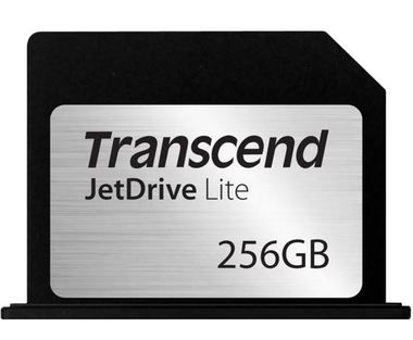 "Transcend Flash Expansion Card JetDrive Lite 360 / 256GB / pro 15"" MacBook Pro Retina"