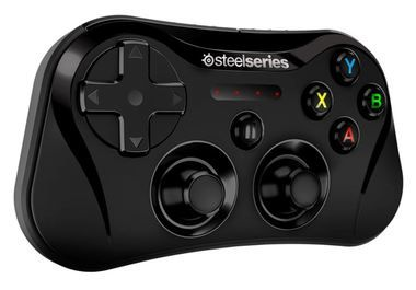 SteelSeries Stratus Wireless Gaming Controller / herní olvadač / bezdrátový / pro iPad, iPhone a iPod touch