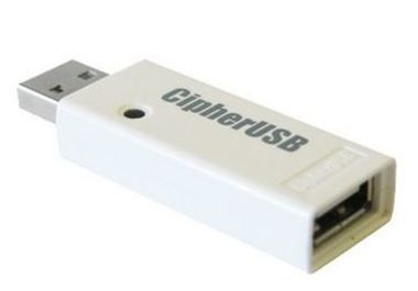 Addonics CipherUSB F2 / šifrovací zažízení / CBC / Mac / password