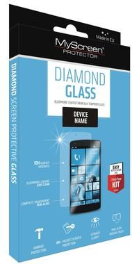 MyScreen Diamond Glass na displej pro Huawei P8 / 1 ks