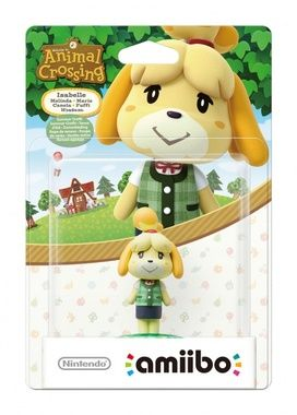 Amiibo Animal Crossing Isabelle Summer