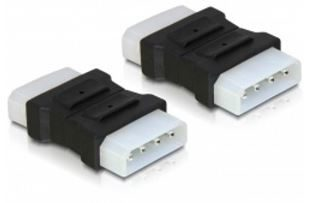 DeLock adapter 4 pin Molex samec-samec