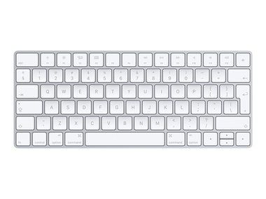 Apple Magic Keyboard / drátová klávesnice / USB / Lightning konektor / UK