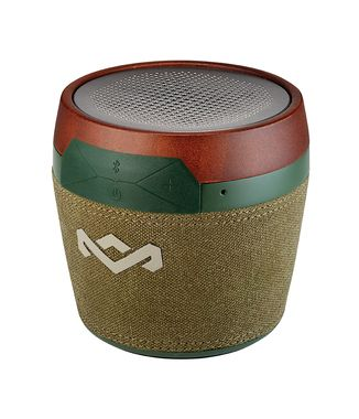 MARLEY Chant Mini BT Speaker Green / přenosný audio systém s Bluetooth / zelená